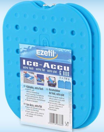 EZETIL Ice Akku extra flat G 800