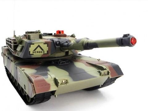 Leopard RTR 1:18 - Green UF/516-10-GRN