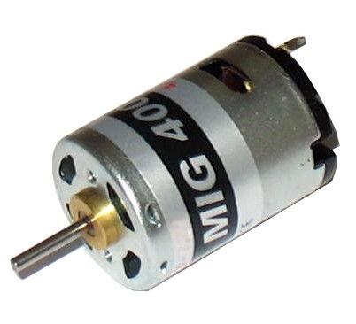 MIG 400 4,8V engine GPX/96508