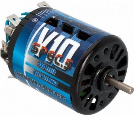 Brushed motor V10 SPEC5 14x2 LRP/57144