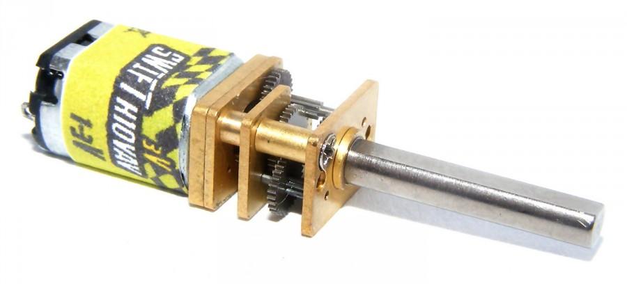 SWIFT motor w/ gear (202 rpm) GPX/SP202