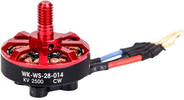 Brushless motor (clockwise) Runner 250(R)-Z-09 Runner250(R)-Z-09