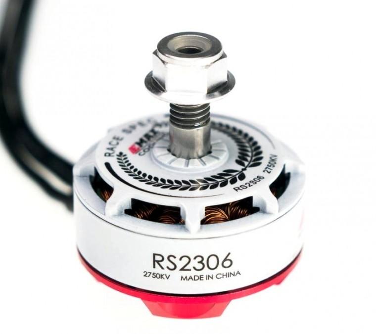 Motor EMAX RS2306 2400KV RaceSpec White Editon EMA/MT-1869
