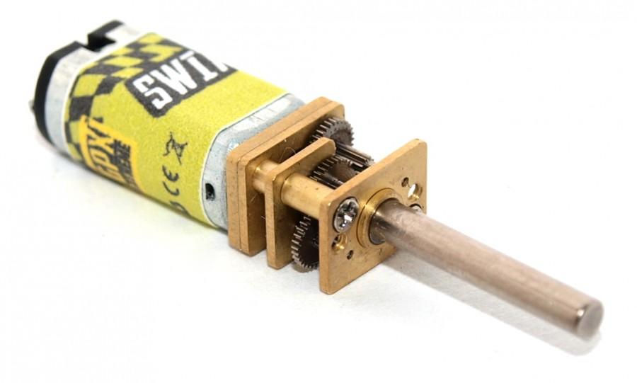 SWIFT motor /w gear 100:1 (110 rpm) GPX/S00060416