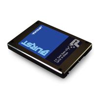Patriot SSD Burst 960GB 2.5'' SATA3 6GB/s read/write 560/540 MBps, 3D NAND Flash SSD disks