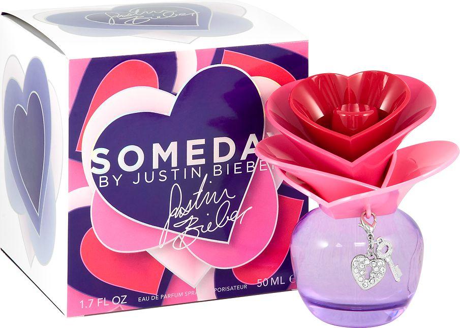 JUSTIN BIEBER Someday EDP 50ml 852539003010 Smaržas sievietēm