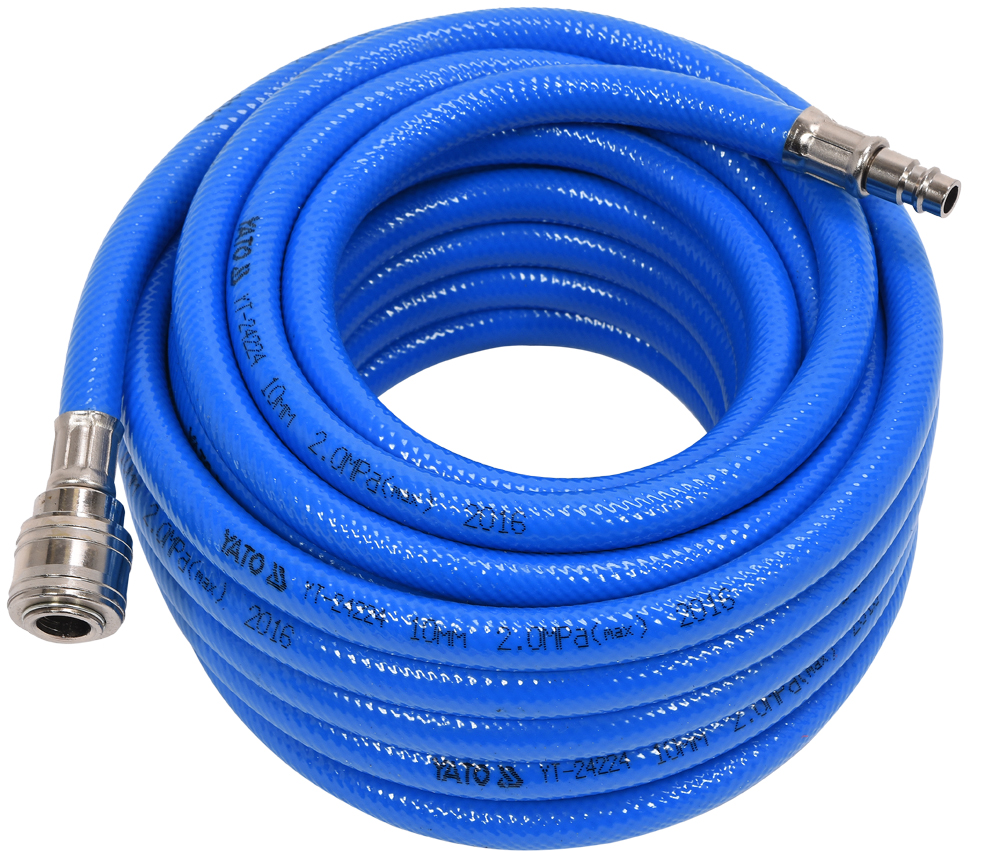 Yato Pneumatic hose in a 10mm 10m roll (YT-24224)