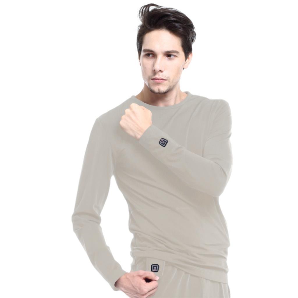 Glovii bluza ogrzewana rozm. M szara