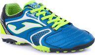 Joma sport Buty pilkarskie meskie DRIBLING 704 ROYAL TURF niebieskie r. 46 (13496) 13496 Sporta apavi