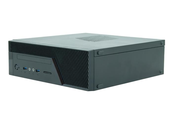 Chieftec Uni BU-12B (Mini ITX; black color) Datora korpuss