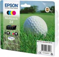 Epson DURABrite Ultra Multipack (4 colors) 34             T 3466 kārtridžs