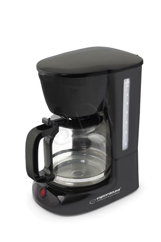 ESPERANZA EKC005 ARABICA - COFFEE MAKER 1,8 L Kafijas automāts