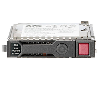 HPE 300GB 6G SAS 10K SFF SC ENT HDD cietais disks