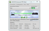 LANCOM Advanced VPN Client (WIN, 10 Licences Bulk) programmatūra