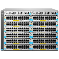 Switch HP ZL2 5412R chassis 12free slots datortīklu aksesuārs