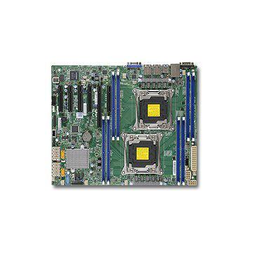 Server motherboard SUPERMICRO X10DRL-I, Socket 2011 X10DRL-I