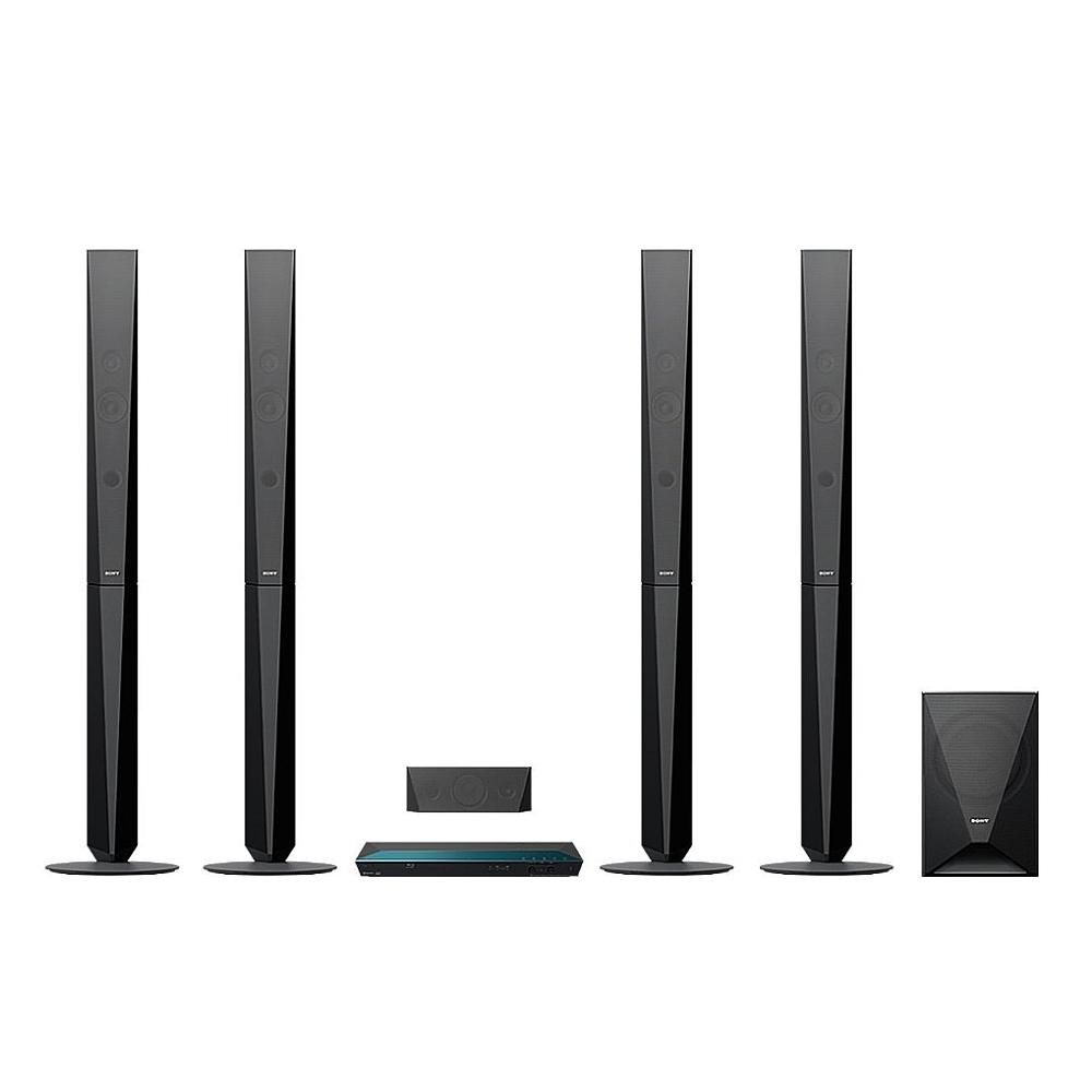 Sony BDV-E6100.CEL Full HD 3D Blu-ray Disc Player Sony mājas kinozāle