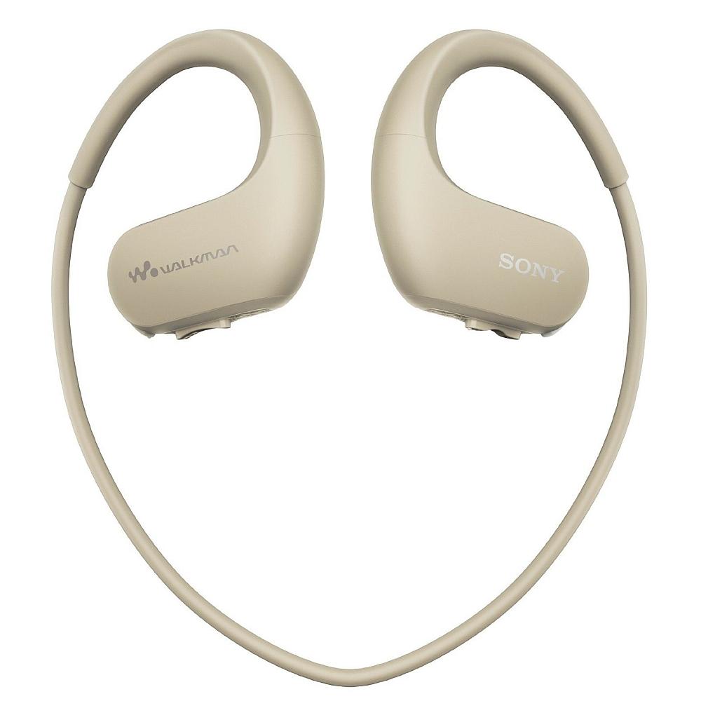 Sony Walkman NWW-S 413 tragbarer MP4 Player Creme MP3 atskaņotājs