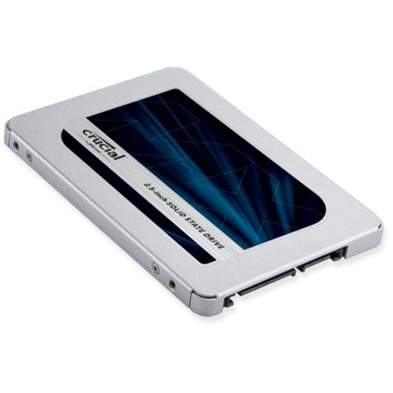 Crucial MX500 SSD 2,5  2TB SSD disks