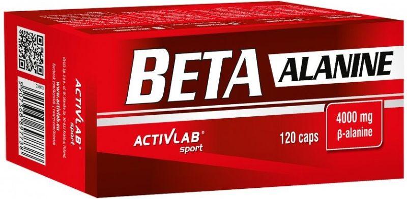 Activlab Beta Alanina 120 caps.