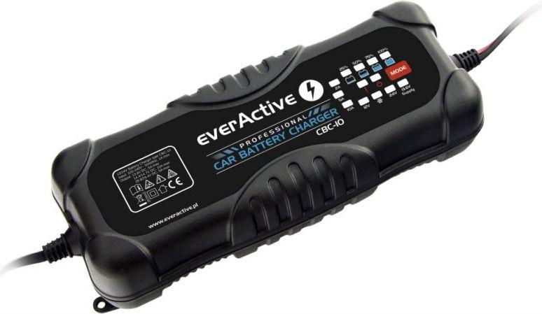 Rectifier car for batteries everActive CBC-10 aksesuārs mobilajiem telefoniem