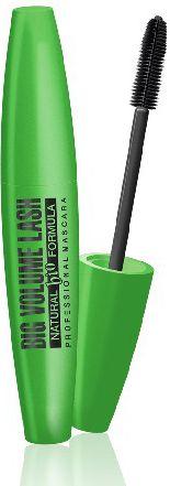 Eveline Big Volume Lash Natural BIO Formula 9 ml skropstu tuša
