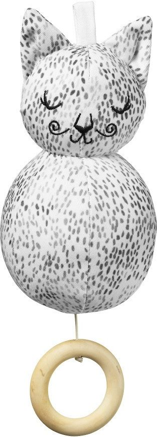 Elodie Details Elodie Details - Musical Mobile - Dots of Fauna Kitty 7350041679264