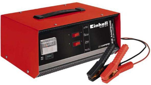 Einhell Prostownik CC-BC 22 12V 22A (1003131) 1003131 auto akumulatoru lādētājs