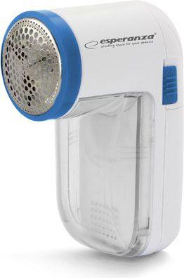 Maszynka do ubran Esperanza Flossy bialo-niebieska (ECS004) ECS004