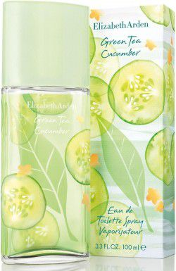 Elizabeth Arden Green Tea Cucumber  EDT 100ml Smaržas sievietēm