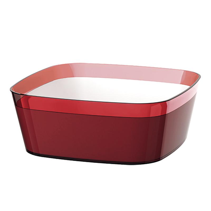 EMSA Misa na salate VENICE 22cm czerwona EM-512911