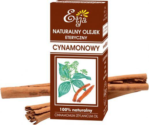 Etja Naturalny olejek eteryczny - cynamonowy ETE6813
