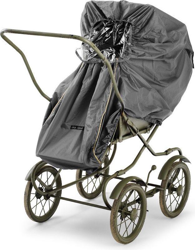 Elodie Details Elodie Details - RainCover - Golden Grey 7350041677680 bērnu ratiņi