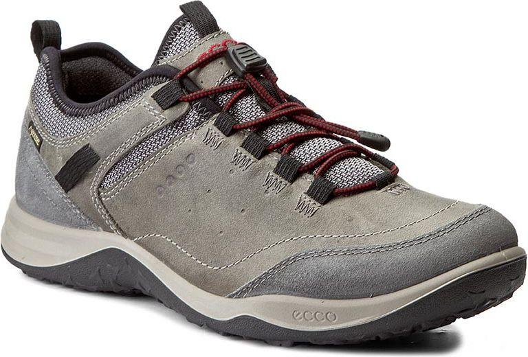 Ecco Buty meskie Espinho szare r. 41 (83901457486) 83901457486 Tūrisma apavi