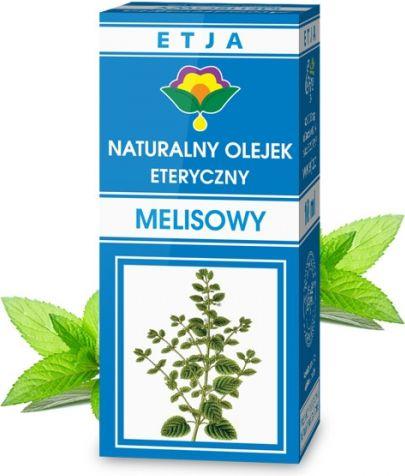 Etja Olejek Eteryczny Melisowy, 10ml ETE6257
