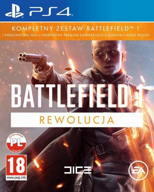 Battlefield 1 Rewolucja 2890147