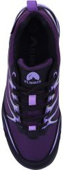 Elbrus Buty Damskie Tanner Low  WP Wo's Black/Dark Violet/Light Purple r. 40 5901979191797
