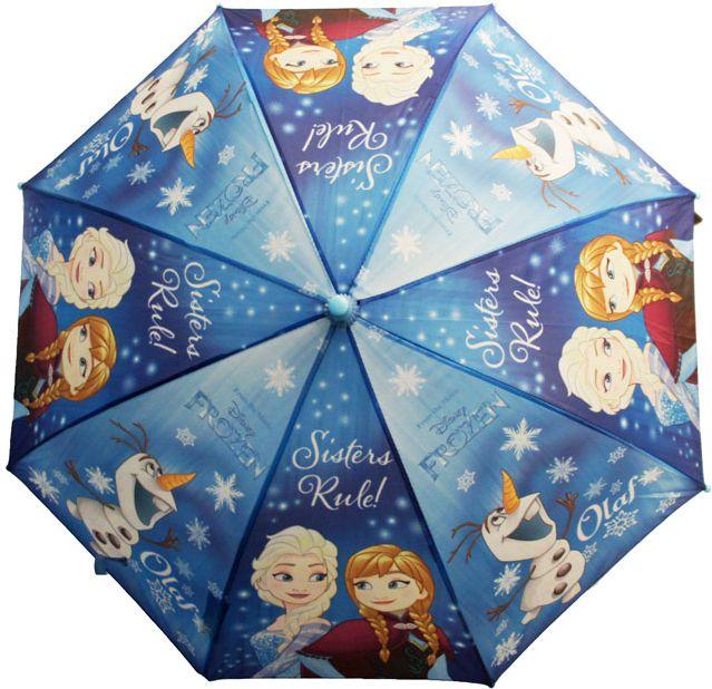 Euro Trade Parasol dzieciecy 45cm Frozen 5902012791462 Lietussargs