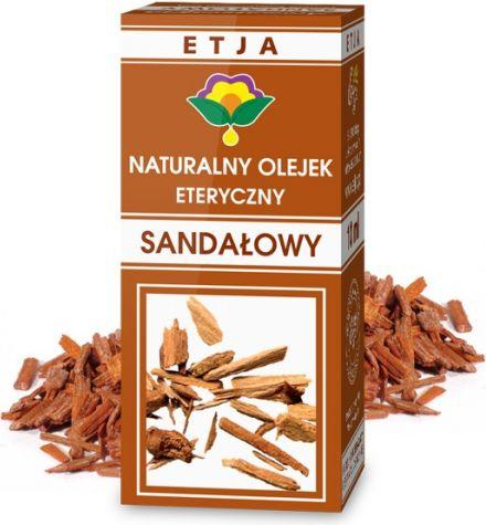 Etja Olejek Eteryczny Sandalowy, 10ml ETE6349