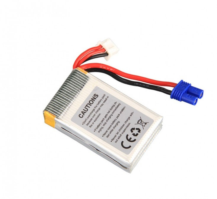 Walkera : 850mAh 7.4V 30C 2S LiPo to Rodeo 150-Z-27