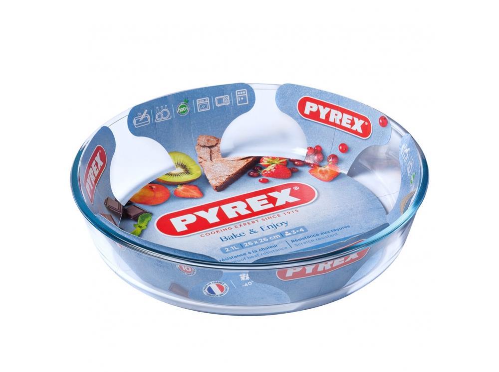 PYREX Dish heat-resistant 828B0007046 (2100 ml)