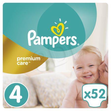 Pieluchy PAMPERS Premium Care 4 Maxi 8-14kg 52szt 4015400278818