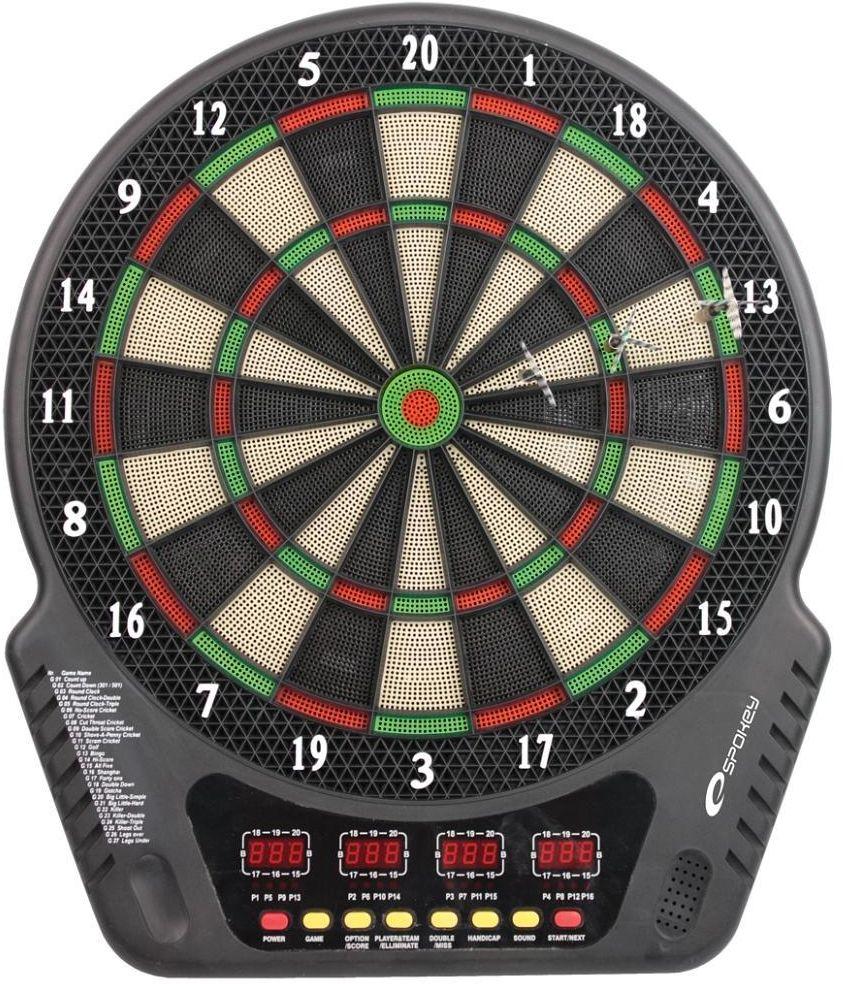 Spokey Narvi dart electronic shield with power supply (84855) Sporta aksesuāri