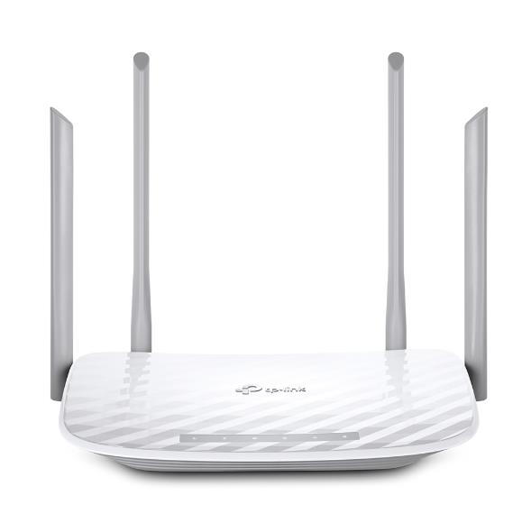 TP-Link Archer C5 AC1200 Wireless Dual Band Gigabit Router WiFi Rūteris