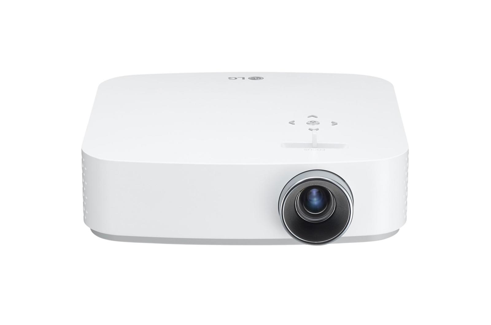 LG PF50KS LED Projektor Full-HD, 600 ANSI Lumen, WLAN, USB-C, Akku projektors