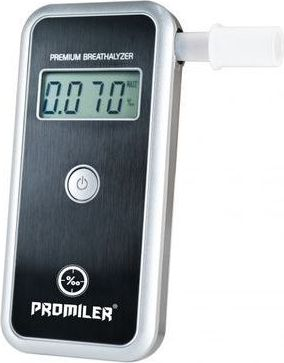 Promiler Breathalyzer PRO 7500p + calibration Alkometrs