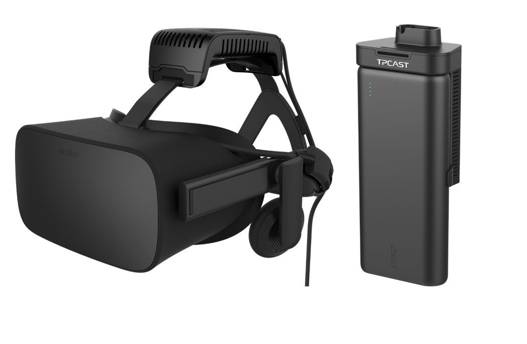 TPCAST Wireless Adapter for Oculus Rift CE-02H