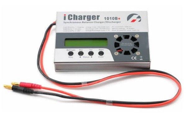 Charger iCharger 1010B+ 300W 10A LiPo 10S JUN/1010B+