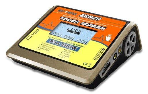 Ładowarka Vista Power AK625 25A 300W VP/AK625