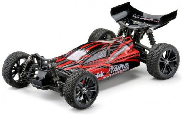 Himoto Tanto Buggy 1:10 4WD 2.4GHz Red RTR- 31301